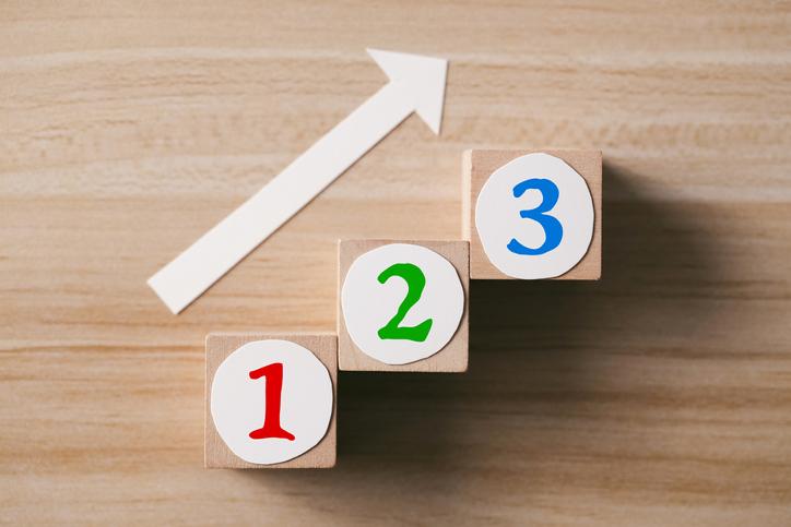経営とは三歩先を読み、二歩先を語り、一歩先を照らすものである。